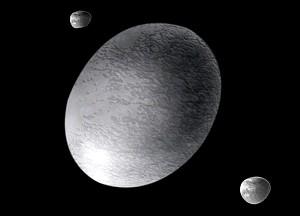 太阳系中最怪的天体