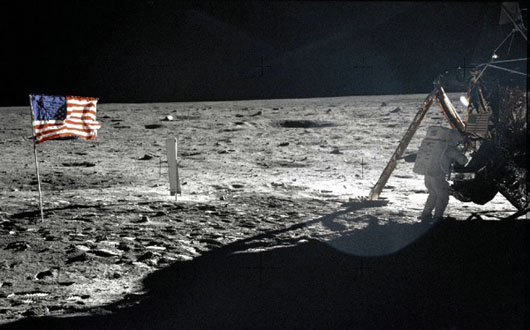 月球最高机密曝光震惊世界 恐惧致美苏30年不敢登月