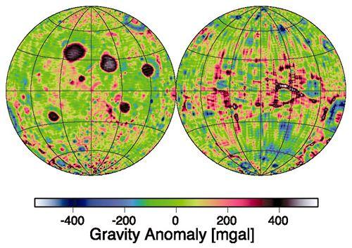 月球表面——尼古拉·特斯拉:太阳系是被制造出来的